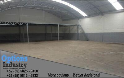 Warehouse for rent Alvaro Obregon
