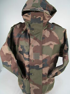 8e3159c338163 Chargement de l'image French-Army-Goretex-MVP-Woodland-Camo-Waterproof-CCE-