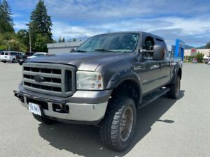 2006 Ford F 250 Crew Cab 4WD