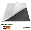 2x Magnetic Sheets A3 x 0.6mm Self AdhesiveCraft Magnet Backing Card Poster