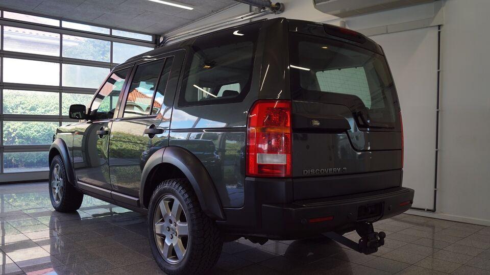 Land Rover Discovery 3 2,7 TDV6 HSE aut. Diesel aut.