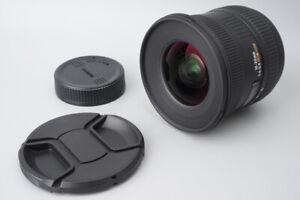 Sigma-EX-10-20mm-f-4-5-6-DC-HSM-Lens-For-Nikon-F-Mount-AF-Wide-Angle