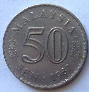 Parliament-Series-50-sen-coin-1987