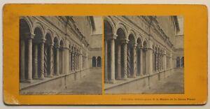 Roma San Giovanni di Laterano Chiostro Italia Foto - P48p2n Vintage Analogica