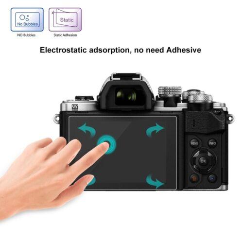 PULUZ For Olympus EM10//EM10-2 9H HD Tempered Glass Screen Protector Film