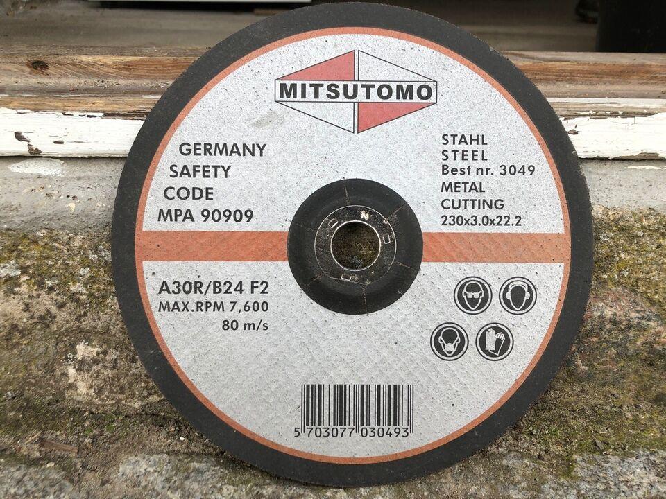 Tilbehør til håndværktøj, Mitsutomo