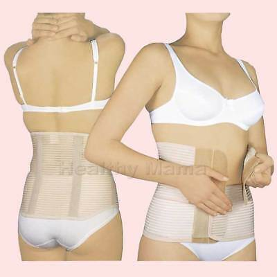 DELUXE POST NATAL BELLY TUMMY SUPPORT BELT SLIM GIRDLE