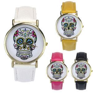 Women-Men-Watches-Special-Punk-Skull-Analog-Watch-Leather-Band-Quartz-Wristwatch