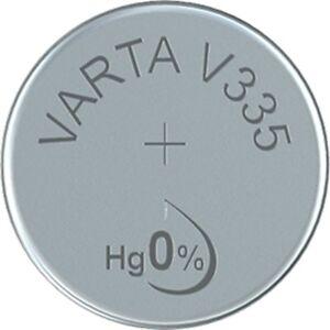 Selbstlos V335 Uhrenbatterie Knopfzelle = Sr512sw Varta