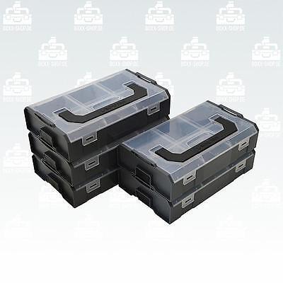 Bosch Sortimo L-Boxx Mini anthrazit 10St. im Set