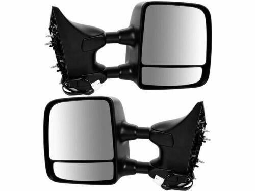 For 2004-2015 Nissan Titan Door Mirror Set 14686NF 2005 2006 2007 2008 2009 2010