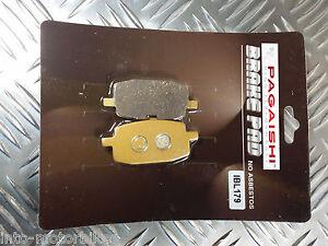 SEMI METAL FRONT BRAKE PADS FOR KAWARA Stinger 90 99 F