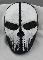 Fiberglass Resin Mesh Eye Airsoft Paintball Bb Gun Full Face Protection Mask