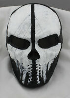 Fiberglass Resin Mesh Eye Airsoft Paintball Bb Gun Full Face Protection Mask