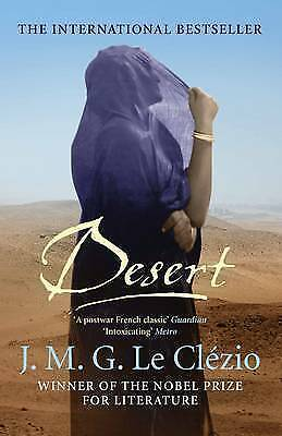 1 of 1 - Desert by J. M. G. Le Clezio (Paperback, 2011)