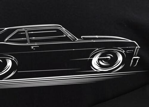 Hoodie 68-72 Nova Chevy II Chevrolet 1968 1969 1970 1971 1972 SS