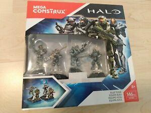 Halo Mega Construx Blue Team DYH87 BNIB HTF