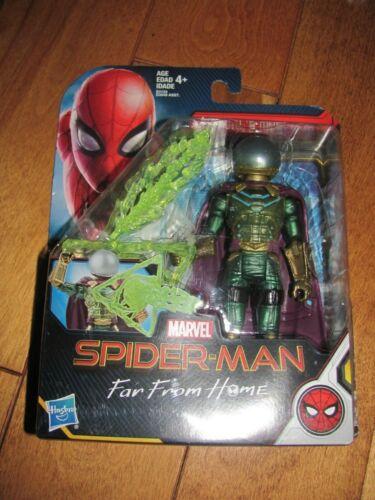 "MARVEL SPIDER-MAN loin de la maison de MARVEL MYSTERIO FIGURE 6/"" Rune Blast NEUF"