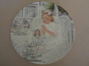 bless us o lord for these thy gifts collector plate corinne layton
