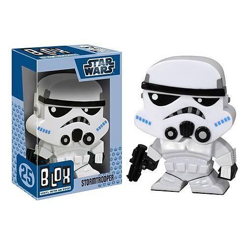 Blox Star Wars 25 Stormtrooper figure Funko 026039