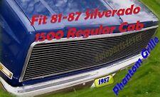 Phantom Grille for 81-87 82 85 1987 1981 Chevy C10 GMC Pickup Silverado Blazer