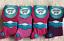 3 Pairs Men Women Unisex Crew Cotton Gentle Grip Non Elastic Socks