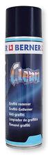 Graffiti-Entferner Reiniger  500 ml, Spraydose Orginal Berner    21858