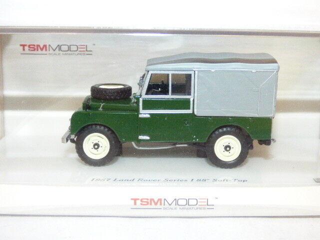 TSM 1957 Land Rover Série 1 88  soft-top.