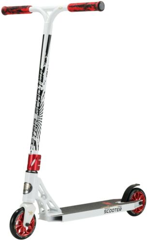 STAR-SCOOTER Professional Freestyle Kick Alu City Stunt Scooter mit HIC 120mm