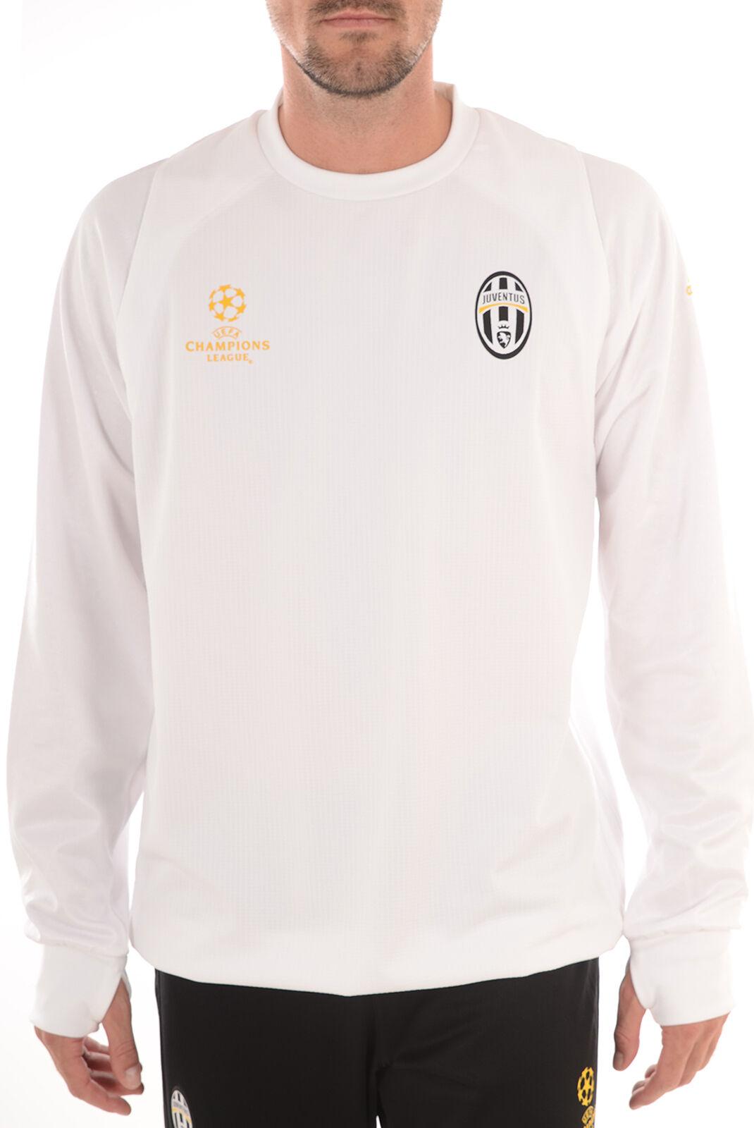 3510 Adidas Juventus Juve Sudadera Entrenamiento Training Superior Liga Ai7021