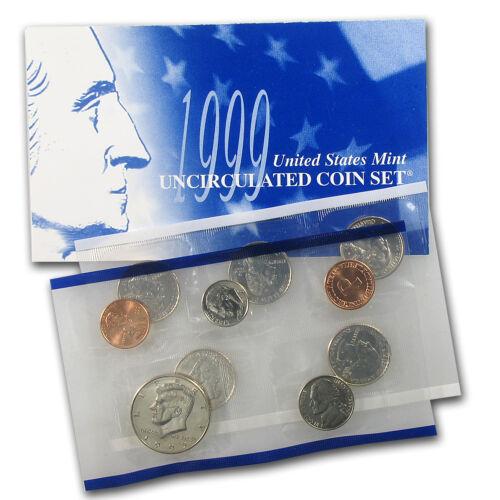 Mint Set 1999 U.S