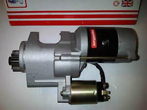 nissan navara d22 2 5 td di diesel pick up 2001 2005 brand new starter motor ebay. Black Bedroom Furniture Sets. Home Design Ideas