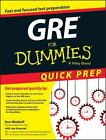 GRE for Dummies® by Ron Woldoff and Joseph Kraynak (2015, Paperback)