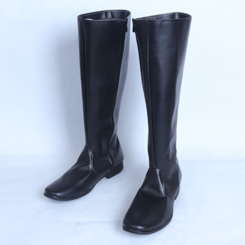 Star Wars Darth Vader Cosplay Boots Black Shoes Cos Accessories Customized