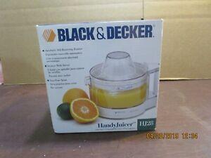 BLACK & DECKER HJ28 Handy Electric