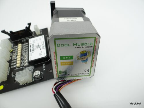 KH42KM2B036 CM1-C-17L30A with simple Interface Board Cool Muscle Step Motor