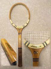Racchetta AEROPLANE G1401 vintage in legno Made in Shanghai! Tennis