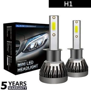 H1-Coche-Faro-LED-Lampara-Replace-Blanco-para-Bombilla-6000K-COB-36W-A