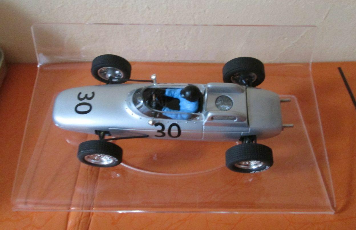 servicio honesto gris Nuevo Nuevo Nuevo 1962 Porsche 804 Cochetrix Grand Prix Legends 0970, Ruán  venta al por mayor barato