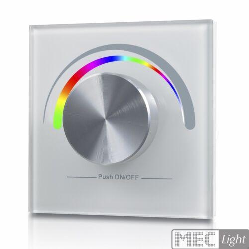 sr-2805rgb RGB-LED Controller//1-zone radio trasmettitore Muro Controller Bianco