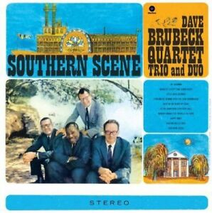 Brubeck-Dave-Quartet-Southern-Scene-New-Vinyl