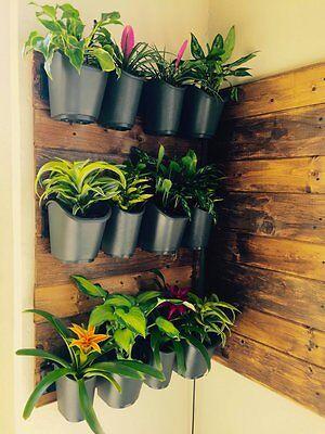 Dig Vertical Garden Kit Wall Mount Flower Herb Planter