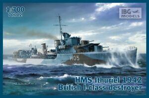 Ibg-1-700-Hms-Ithuriel-1942-Britannique-I-Class-Destroyer-70012