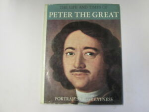 Good-The-life-and-times-of-Peter-the-Great-Portraits-of-greatness-Buzzi-G