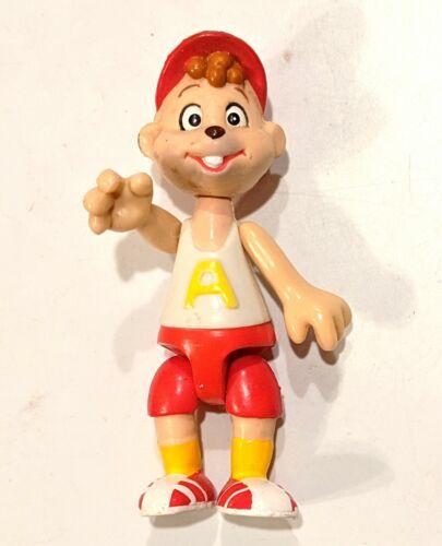 vintage 1984 Chipmunks Play Pals Action Figures combiner l/'expédition! Choisir