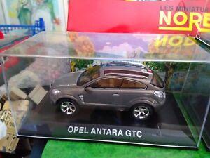 OPEL-ANTARA-GTC-Francfort-2005-NOREV-POUR-ALTAYA-1-43-NEUF-EN-BOITE