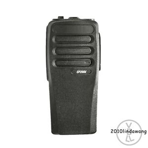 Black-Replacement-Repair-Case-Housing-Cover-for-Motorola-CP200D-Portable-Radio