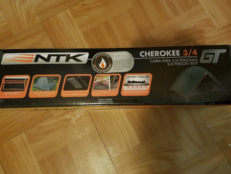 NTK Cherokee Tent 3-4 Person tent