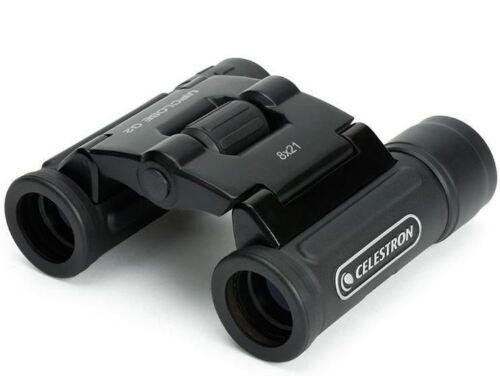 Celestron Upclose G2 8x21 binocular techo de concha de almeja