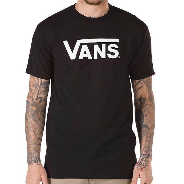 b9293c5438 VANS M Classic Tee T-shirt Original Vgggy28 Black (pvp in XL for ...
